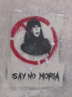 Say no moria