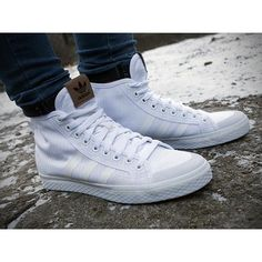 Adidas honey mid W - Trampki Adidas - Sklep solome. Adidas Honey, Sneakers, Shoes, Fashion, Tennis, Moda, Slippers, Zapatos, Shoes Outlet