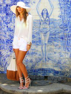 #fashion #fashionista Vanessa look-de-verão