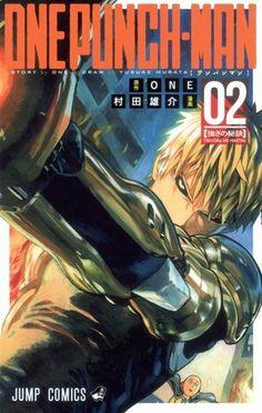 Onepunch-Man - by ONE & MURATA Yusuke