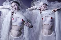 Upstarts by Sølve Sundsbø for Love Magazine by Digital Light Ltd, via Behance