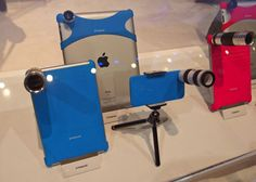 The Coolest Cases of CES 2013 #photography