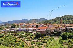 Campell, en la Vall de Laguar. Spain