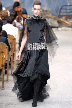 Chanel Haute Couture Fall Winter 2013-2014