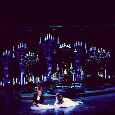 Phantom of the Opera stage production @ Royal Albert Hall--would be amazing to see it live