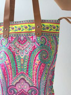 Gift for her Gypsy Totes Bohemian Bag Bridesmaid gift | Etsy Bohemian Bag, Hippie Boho, Luxury Bridesmaid Gifts, Pom Pom Sandals, Neon Painting, Party Shoes, Canvas Tote Bags, Bag Making, Gypsy