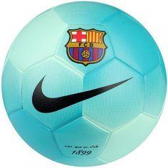 NIKE FC BARCELONA PRESTIGE SOCCER BALL SIZE 5 Greeb Glow. Soccer Tips d7a12318a75