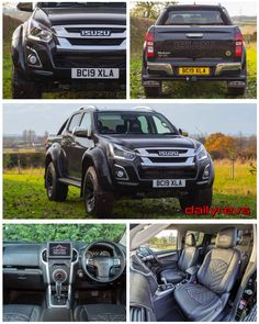 2020 Isuzu D-Max Arctic Trucks - HD Pictures, Videos, Specs & Information - Dailyrevs Manual Transmission, Automatic Transmission, Isuzu D Max, Dab Radio, Toyota 4x4, Hd Picture, Alloy Wheel, Car Detailing, Beast Mode