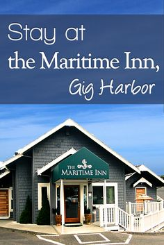 Hotel Review: Maritime Inn, Gig Harbor   Traveling with MJ