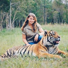 """""""It took me until I was about three years old to realize that we didn't just come to the zoo every day, that we actually lived here"""" - Bindi Irwin"""
