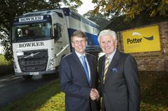 Bowker buys Potter Group logistics operations - http://www.logistik-express.com/bowker-buys-potter-group-logistics-operations/