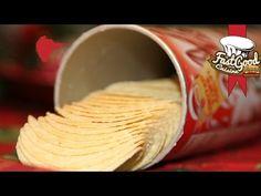 Comment faire des Pringles   FastGoodCuisine - YouTube