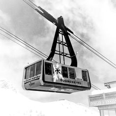 Courchevel Tram