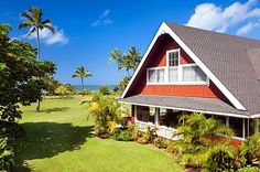 Hanalei Weke Road Estate at Hanalei Bay, Kauai