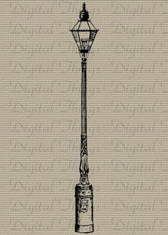"""This is the lampost I'm looking to get tattooed on my back. All around the lamp would be smoke and tiny stars all swirled around it and the words """"Happiness can be found, even in the darkest of times, if one only remembers to turn on the light"""". Lamp Tattoo, Lantern Tattoo, Light Tattoo, Antique Lamps, Vintage Lamps, Lion Back Tattoo, Lamp Post Lights, Black White Tattoos, Street Lamp"""