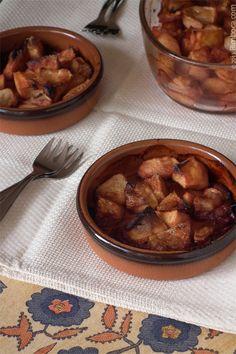 Marmelos e Maçãs em Vinho de Porto