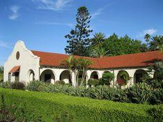 California -- Los Angeles County -- Compton -- Dominguez Rancho Adobe (built 1826)