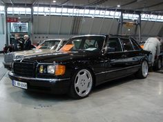 mercedes benz w126 brabus - Google Search