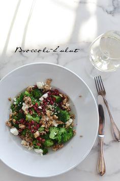 Liebesbotschaft Daily: 3 x Quick Lunch. – Liebesbotschaft Blog Broccoli, Risotto, Ethnic Recipes, Summer, Food, Wordpress, Lifestyle, Fashion, Crispy Potatoes