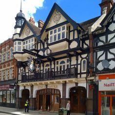 Star and Garter - Bromley #starandgarter #bromley #pub #pubs #redevelopment #publichouse #beer #drinking #bromley #kent #architecture #publife