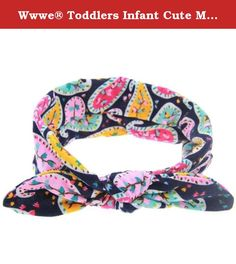 "Wwwe® Toddlers Infant Cute Multi-color Polka Dot Elastic Bowknot Headband. 1. Size:38*7.5/14.6*2.9"" 2. Age:For 0 months to 5 years old baby 3. New and nice design 4. Special accessory for your child perfect for photo shoots or for any special occasions 5.Bright color dressing up your little baby more cute 6.Make your baby become more fashionable,attractive,beautiful,your kids will like it very much. 7.A great gift for your children 8. Due to the light and screen difference,the item's…"