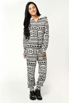 Fashion Bug Playboy Onsies Pajamas Open Bottom Jammies