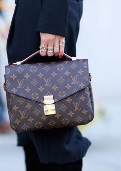 Louis Vuitton Handbags #Louis #Vuitton #Handbags - Pochette Metis M40780 - $219.99