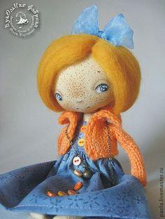 Ароматизированные куклы ручной работы. Ярмарка Мастеров - ручная работа Маленький ключик от маленького секретика. Handmade.