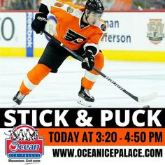 High School Hockey Tryouts Are Approaching Fast! Get Out On The Ice To Practice At Our Stick And Puck Time Today At 3:20-4:50 PM.  www.oceanicepalace.com #OIP #StickPuck #NHL #PhiladelphiaFlyers #Flyers #IvanProvorov #GetOnTheIce  #HighSchoolHockey #Hockey #iceRink #YouthHockey #HockeySkills #Brick #BrickNJ #BrickTown #BrickProud