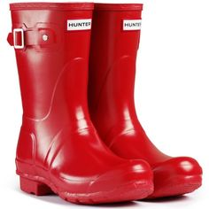 Women's Hunter Boots Original Short Gloss Snow Rain Boots Water Boots Unisex - Pillar Box Red - 7 Hunter http://www.amazon.com/dp/B00IHW5PJY/ref=cm_sw_r_pi_dp_1I2Awb0XKH0RH