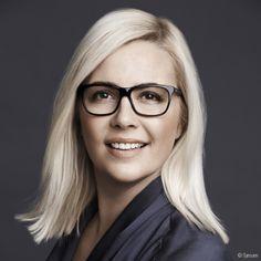 © Synsam | Kaisa Liski | 2014 Kaito, Lifestyle, Glasses, Campaign, Faces, Fashion, Eye Glasses, Moda, Eyewear