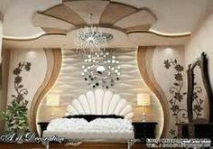 Decoration Books - Enhance your Creative Skills Ceiling Design Living Room, Bedroom False Ceiling Design, False Ceiling Living Room, Bedroom Ceiling, Ceiling Decor, Home Decor Bedroom, Living Room Designs, Deco Tv, Interior Wall Colors