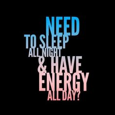 Get better sleep and energy with Thrive!! http://jennyhermel.le-vel.com/