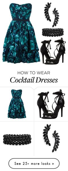 """""""29"""" by auroragrace6 on Polyvore featuring Louis Vuitton, Schutz, Bling Jewelry and Cristabelle"""