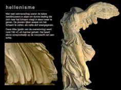 Griekse cultuur: Griekse beeldhouwkunst