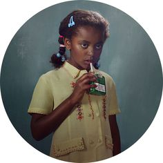 "Frieke Janssens was shocked when she saw a video of a chain-smoking two-year-old in Indonesia. This in turn inspired her to create the ""Smoking Kids"" photo series, featuring children dressed like adults – an actress, a boss, a housewife and more – and posing like smokers, cigarette or pipe in hand. The project makes you consider the cultural significance of smoking and how it impacts children. If we can't escape it, do they even stand a chance?"