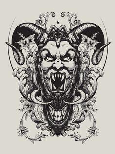Malum Vesica Piscis - Anonymous Ink & Idea ----