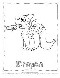 shrek dragon coloring pages.html