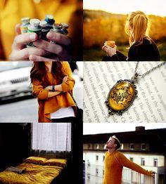 Hogwarts House Aesthetics - Hufflepuff