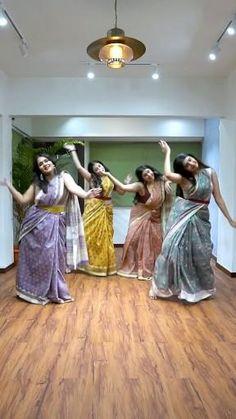 Dance Choreography Videos, Dance Videos, Red Kurti Design, Indian Wedding Songs, Beautiful Girl Dance, Saree Designs Party Wear, Mehendi Night, Wedding Dance Video, India Quotes