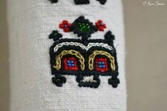 Flora, Costume, Traditional, Embroidery, Blouse, Hats, Style, Fashion, Handarbeit