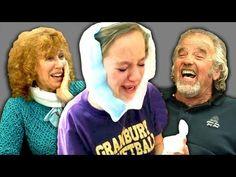 Elders React to Murdered My Wisdom Teeth - YouTube