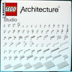 Lego Architecture Studio Review (deutsch)