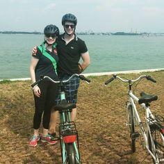 #bike #cycling #biketour #ciclecities #cyclingvenicelagoon @cyclecities @CyclingVenice