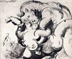 The Minotaur by Picasso