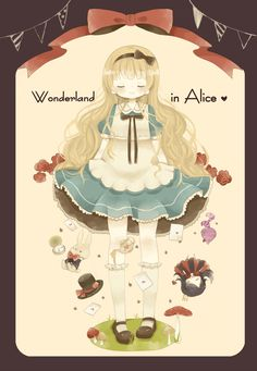 Tags: Alice in Wonderland, Queen of Hearts, Cheshire Cat, Original, Pixiv, Alice (Alice in Wonderland), Disney, White Rabbit, Pixiv Id 1847482
