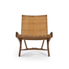 Hans J. Wegner Folding Chair For Johannes Hansen. Modern LoungeFolding ...