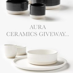 If you love the new Aura ceramics range in Charcoal and Milk as much as we do then be sure to sign up for free issues of est Magazine to be sent to your inbox for your chance to win. Link in profile | @aurahome #ceramics #est #instainspo #instadesign #kitchenstyle #whitehome #designerliving #tableware