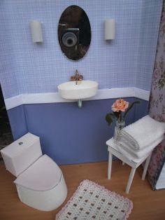 The Dancing Fingers: DIY Barbie Furniture