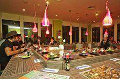 Wa Sa Bi. Mehr: http://www.coolibri.de/redaktion/gastro/restaurants/wa-sa-bi.html
